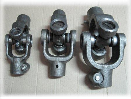 Описание разновидностей карданного шарнира