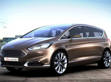 ����� ����������, ���������� � Ford S-MAX