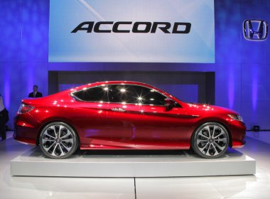 Honda Accord Coupe - ���������� ���� �� ���������� ��������