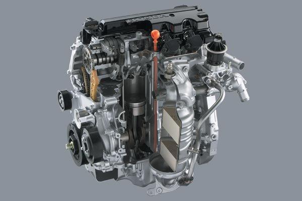 Хонда двигатели R-серии
