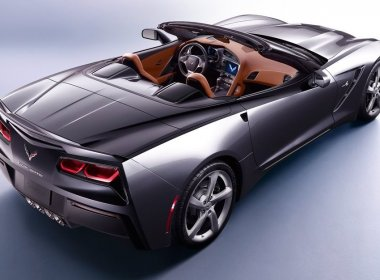 Обзор Chevrolet Corvette С7 Stingray Convertible