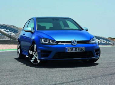 ����� ���������� Volkswagen Golf R (2014)
