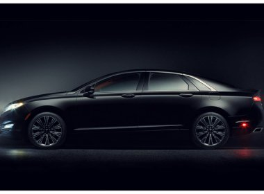 Автомобиль Lincoln Black Label