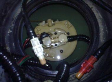 Топливный фильтр ситроен берлинго замена