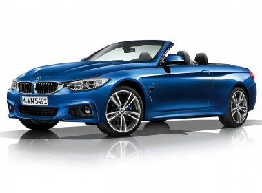 Обзор кабриолета BMW 4-Series Convertible