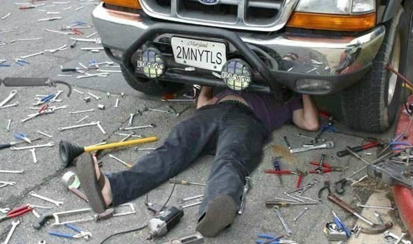 Авто ремонт своими руками 895