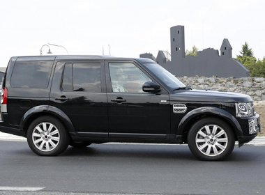 Land Rover Discovery 2014 � ����������, �� ���������� ������