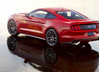 Mustang 2015 �� �������� Ford  - ������ ���������