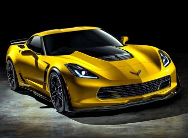 Обзор Chevrolet Corvette Stingray Z06