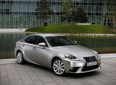 ������������ ������ ���������� Lexus IS 2014