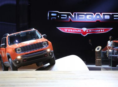 Обзор Jeep Renegade