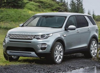 Обзор Land Rover Discovery Sport
