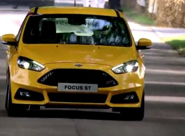 ����� ������������ Ford Focus ST