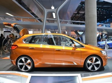 «Семейник» BMW Gran Tourer 2015 2 - Series