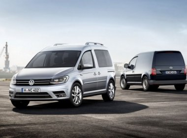 Volkswagen Caddy 2015-2016: 4-� ��������� ��������