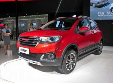 Great Wall Haval H1 – кроссовер линейки Haval