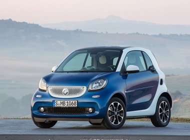 Smart ForFour 2015 -2016 � Smart ForTwo