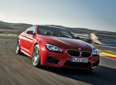����������� ������������ BMW M6 Coupe 2015 -2016