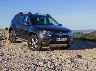 ���������� Renault Duster 2015-2016 ����