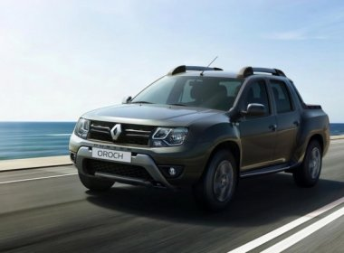 ����� ������ ������ Renault Duster Oroch 2015-2016